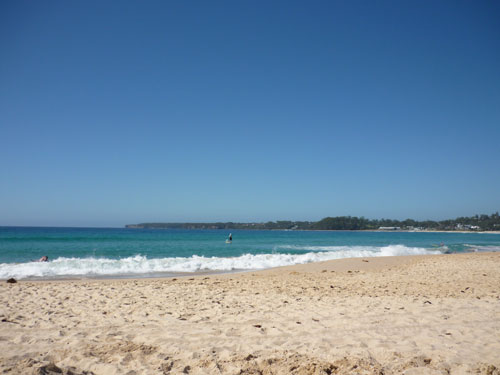 mollymook-beach